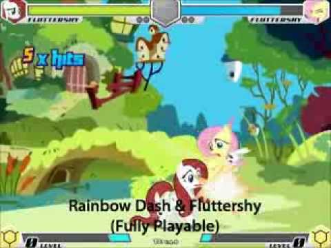My Little Pony: Fighting is Magic: Tribute Edition Trailer