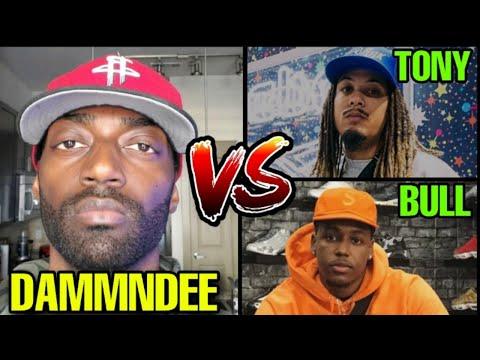 DammnDee vs TonyD2Wild & Bull1trc | 10v10 CALL OF DUTY MODERN WARFARE BATTLE