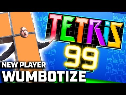 Introducing Wumbotize | Official SSG Tetris 99 Player/Content Creator!