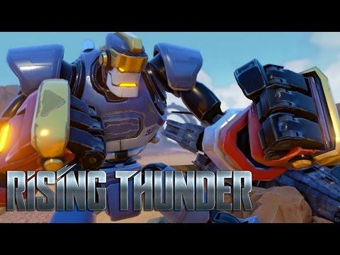 Rising Thunder - EVO 2015 Teaser Trailer