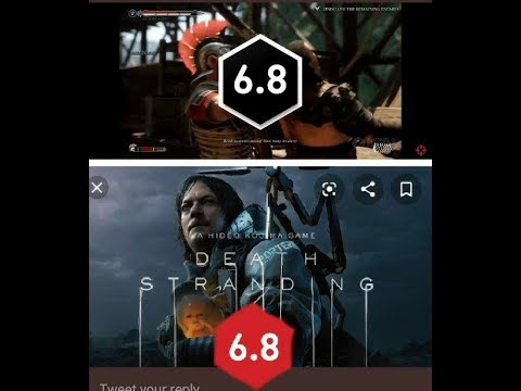 IGN SHOWS NOTHING BUT DISRESPECT CALLS KOJIMA A FALSE PROPHET GIVES HIS GAME 68