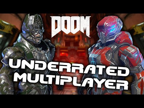 DOOM 2016 - The Underrated Multiplayer Experience